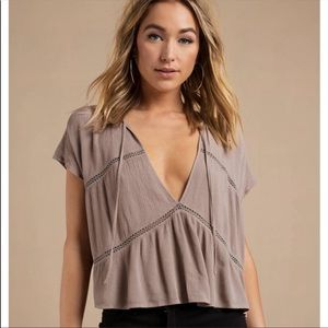 Tobi boho shirt blouse